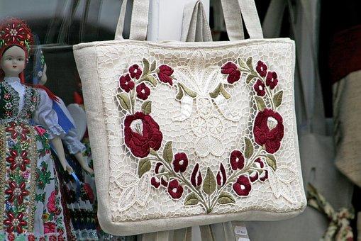 Shop, Bag, Bags, Sale, Purchase, Street, Showcase, Fair