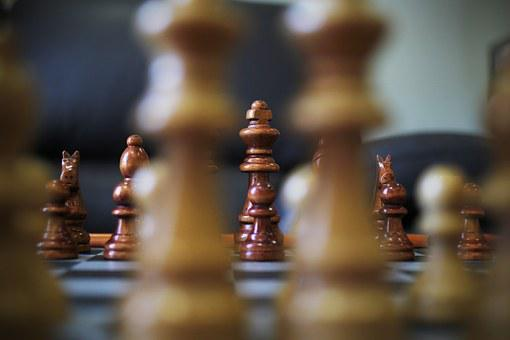 Game, King, Horse, Chess, Battle, Strategy, Tactics