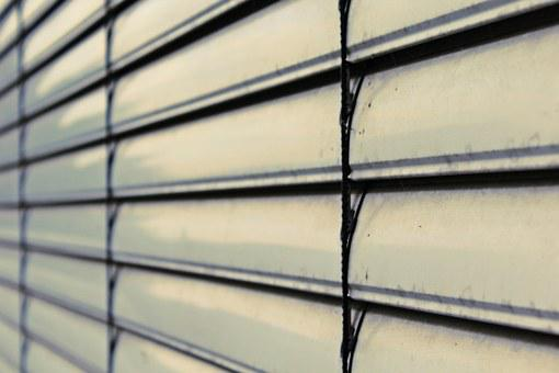 Window, Blinds, Roller Shutter, Shutter, Gap, Industry