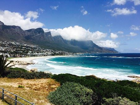 Cape Town, Camps Bay, South Africa, Rock