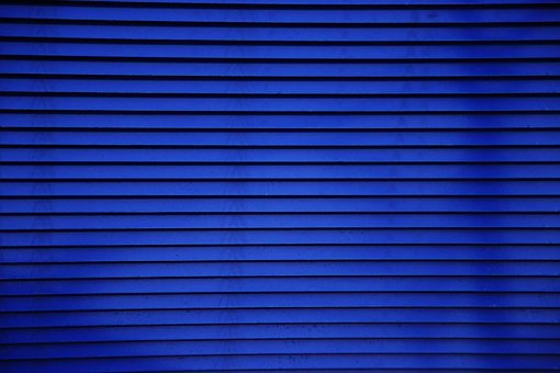 Blinds, Blue, Curtain, Window, Roller Blind, Shutter