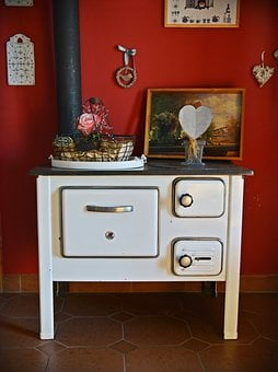 Oven, Stove, Decoration, Fireplace, Antique, Heat, Old