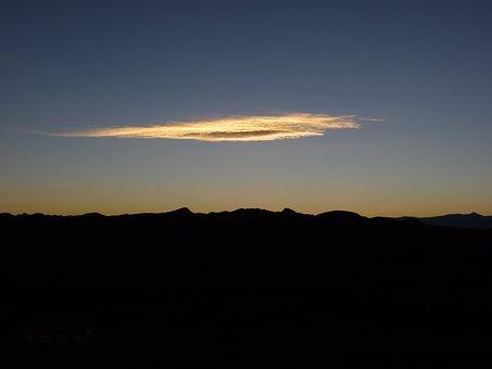 Argentina, Desert, Sunset, Landscape, Wilderness