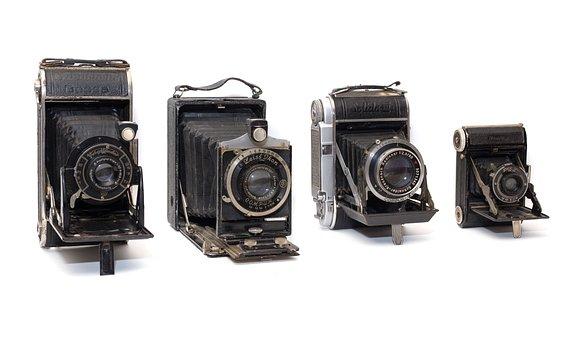 Cameras, Vintage, German, Zeiss Ikon, Franka Werke
