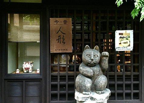 Japan, Gifu, Hida Takayama, Traditional Street
