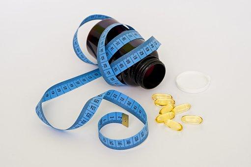 Tape, Pills, Medicine, Tablet, Diet, Fat, Health