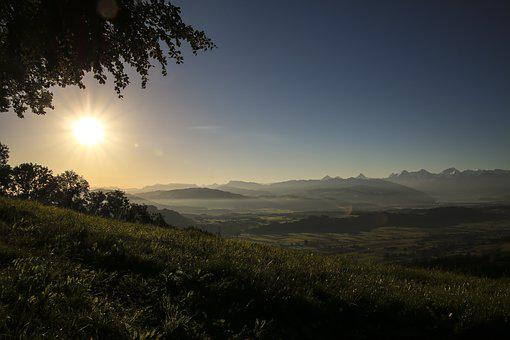 Switzerland, Bern, Landscape, Hiking, Mountains, Nature
