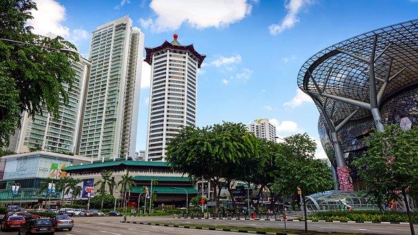Singapore, Orchard Road, Tourist Spot, Tourist, Hotel