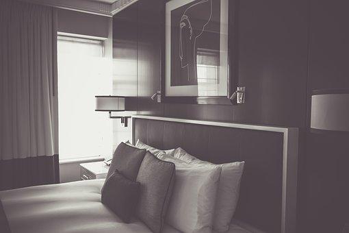 Hotel, Room, Bed, Hotel Room, Luxury, Home, Interior