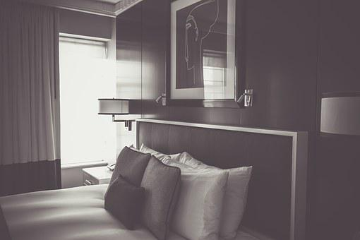 Hotel, Room, Bed, Hotel Room, Luxury, Home, Interior