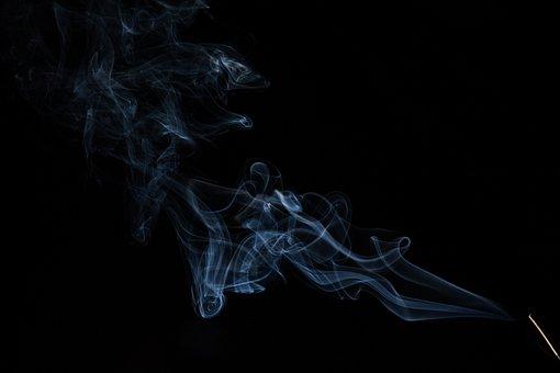 Non, Incense, Smell, Dark, Rest