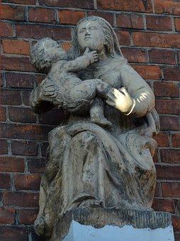 Piet, Maria, Church, Religion, Kutno