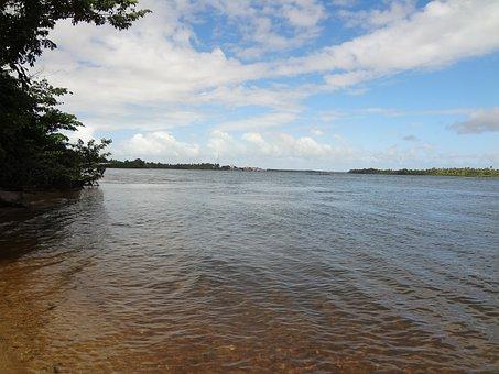 River San Francisco, Alagoas, Piaçabuçu