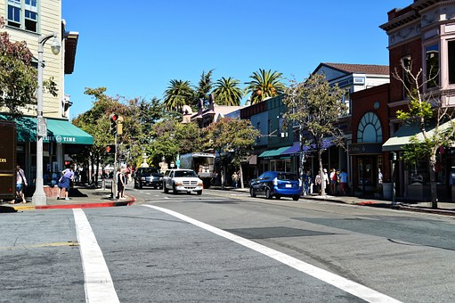 San Francisco, San, Fr, Francisco, California, Downtown