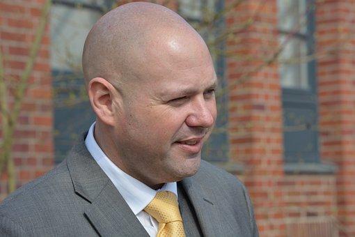 Troy Anderson, Man, Speaker, Fire, Police, Hamburg