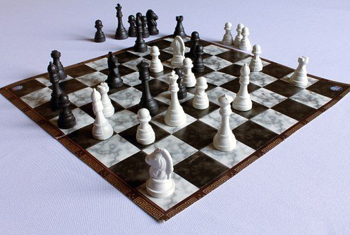 Chess, Game, Board, Intelligence, Strategy, Checkmate