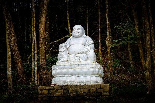 Buddhist, Statue, Buddhism, Religion, Temple, Buddha