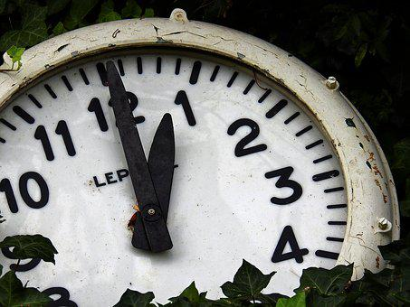 Clock, Time, Time Indicating, Time Of, Clock Face
