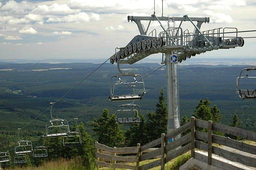 Technology, Chairlift, Tourism, Vacations, Travel