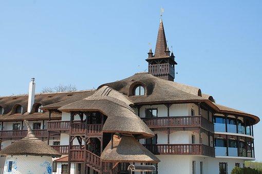 Architecture, Africa, Resort, Gothel, Ukraine