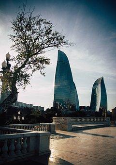 Architecture, City, Travel, Sky, Building, Modern