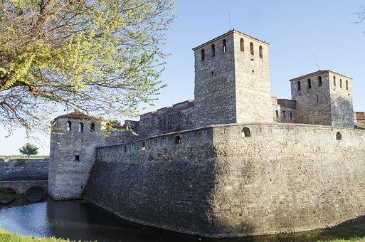 Fortress, Baba Vida, Vidin, Bulgaria, Medieval, Castle