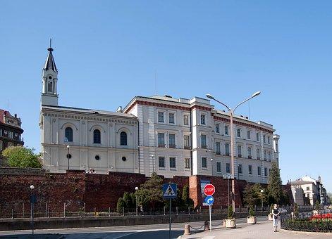 Bielsko-biała, Bielsko, Poland, Architecture, Castle
