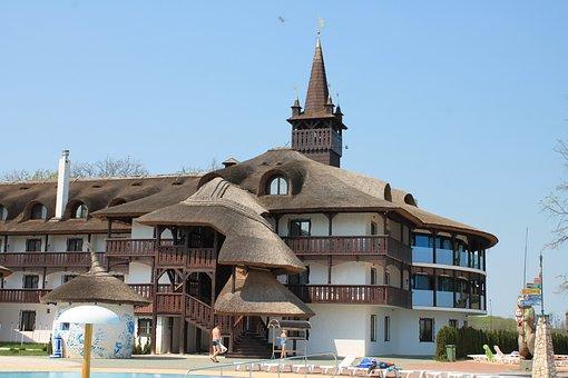 Travel, Outdoors, Sky, Building, Resort Hotel, Ukraine
