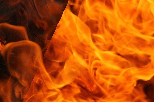 Engulf, Fire, Raging, Flames, Burn, Burning