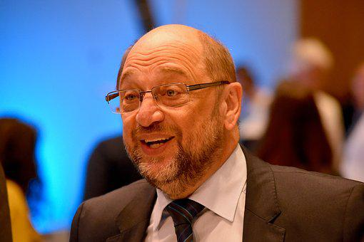 Martin Schulz, Martin, Schulz, Candidate For Chancellor