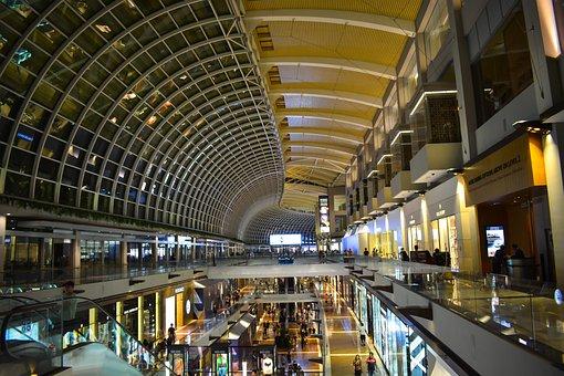 Travel, Business, Shopping, Modern, City