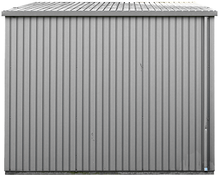 Corrugated Sheet, Profile Sheet, Tool Shed, Scale
