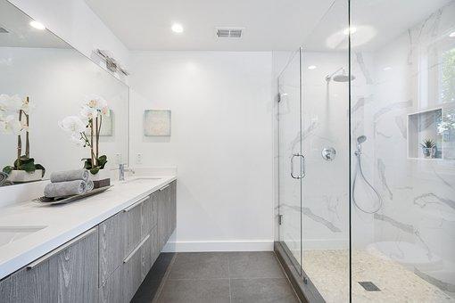 Bathroom, Faucet, Wash, Closet, Inside, Room, Indoors