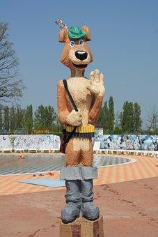 Fun, Dog Matroskin, Character Of The Cartoon, Ukraine