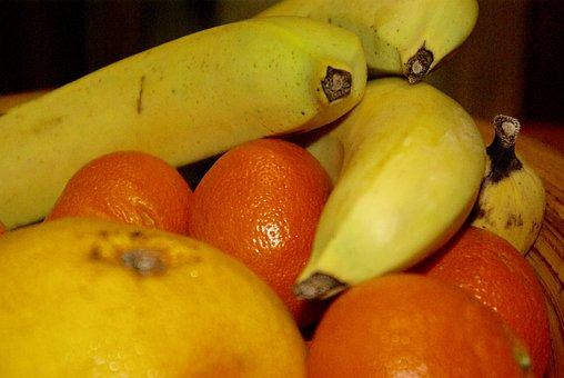Fruit, Food, Grow, Banana, Apple