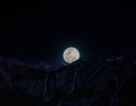Moon, Nature, Astronomy, Sky, Planet
