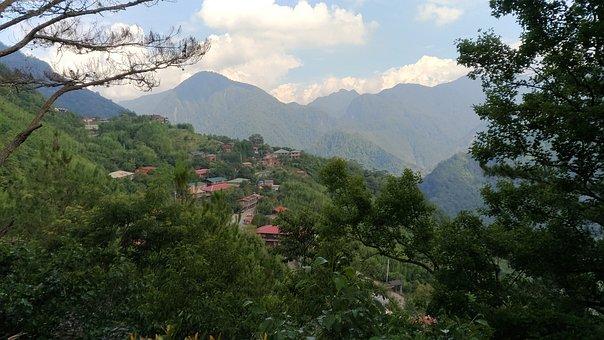 Nature, Mountain, Landscape, Tree, Sky, Tourism