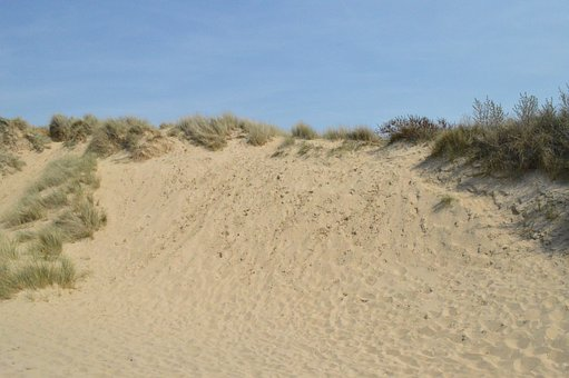 Sand, Desert, Nature, Dry, Arid, Sky, Dune, Summer