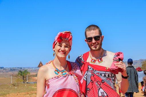 Summer, Fun, Outdoors, Nature, Woman, Swaziland