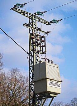 Medium-voltage Line, Endpoint, Power Supply, 30000v