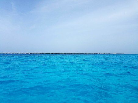 Clear, Blue, Water, Turquoise, Summer, Sky, Travel