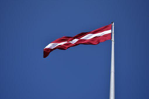 Wind, Sky, Flag, Pole, Freedom, Patriotism, Flagpole
