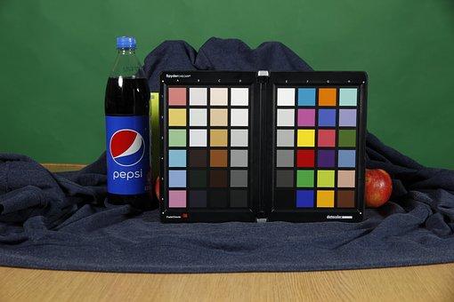 Stencil, Cola, Coca Cola, The Palette, Colors, Cmyk