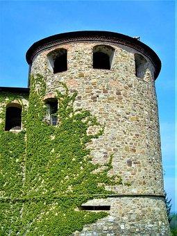 Rocca, Torre, Architecture, Old, Stone's, Gothic