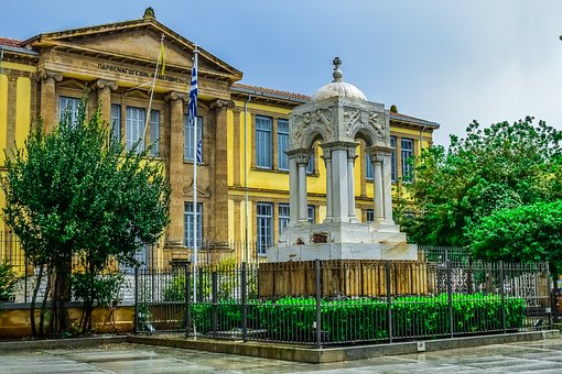 Architecture, Neoclassic, Building, Old, Travel, Town