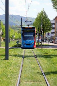 Tram, Urban, Transport System, Public Transport