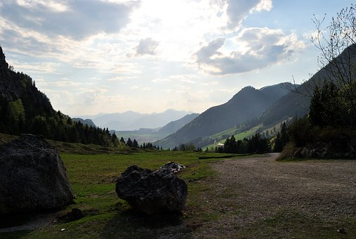 Mountain, Nature, Landscape, Panorama, Travel, Valley