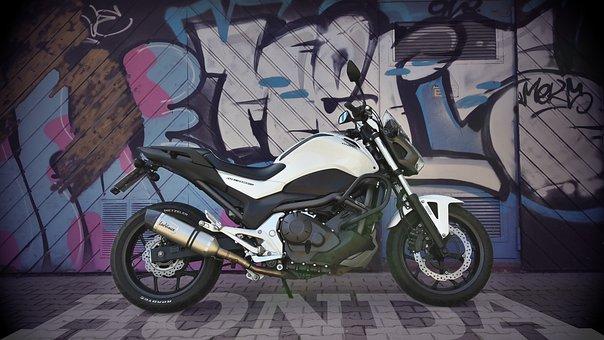 Motorcycle, Wheel, Transport System