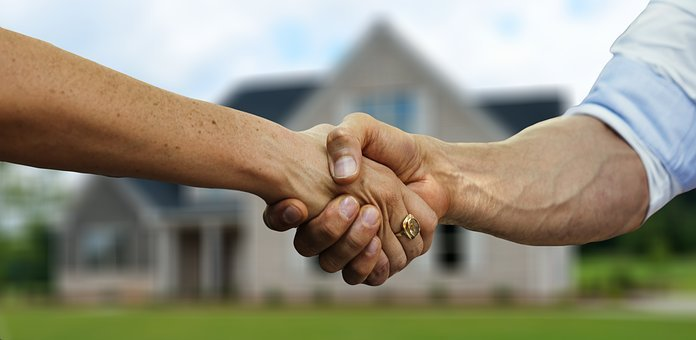Purchase, Home, House Purchase, Real Estate, Man, Woman