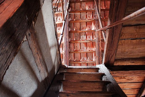 Wood, Home, Old, Woods, Architecture, Level, Wall